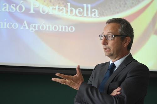 """Alberto Masó. Seminar on """"Mente y Cerebro"""", Navarra University, 2015"""